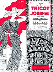 Tricot Journal n°25 1er jun 1935
