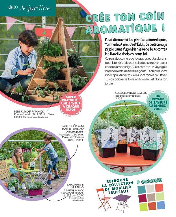 Truffaut Kids n°5 mar à aoû 2019 - Page 10 - 11 - Truffaut ...