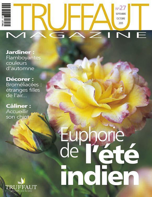 Truffaut Magazine 2005 Page 38 Sepoct N°27 39 gSwqrS