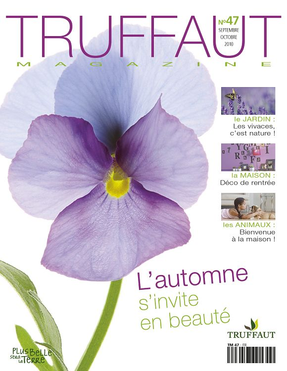 Magazine Page Sepoct 80 Truffaut 2010 81 N°47 AdRwcqfP