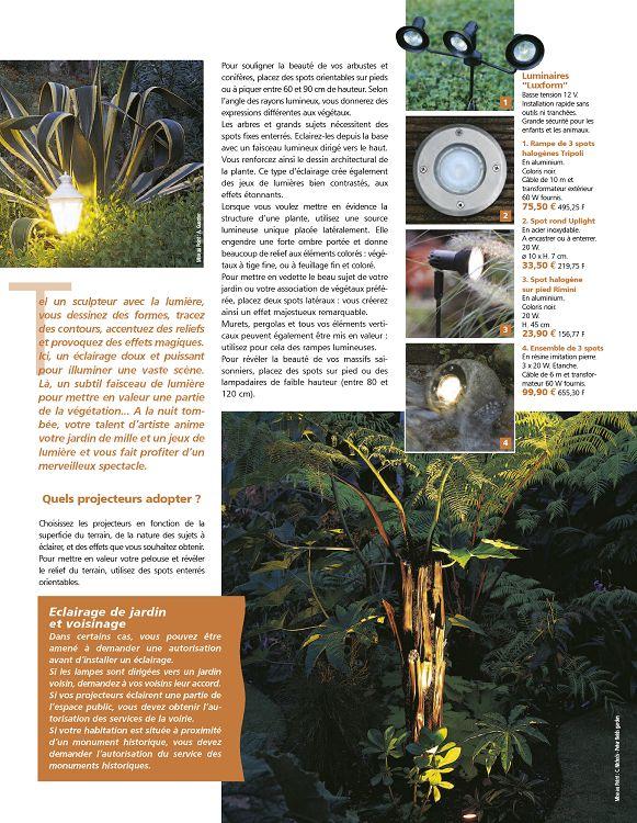 Truffaut Magazine n°21 mar/avr 2004 - Page 18 - 19 - Truffaut ...