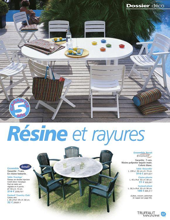 Truffaut Magazine n°26 mai/jun 2005 - Page 2 - 3 - Truffaut ...