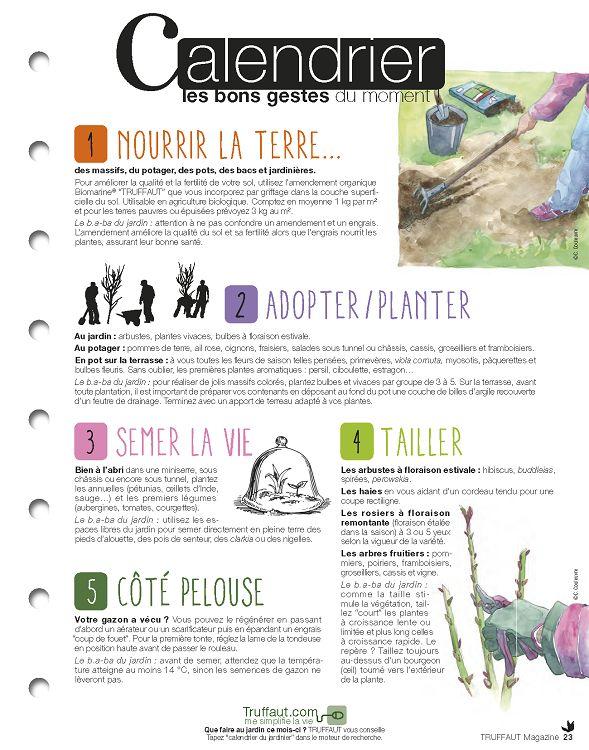 Truffaut Magazine N61 Févmar 2014 Page 84 85