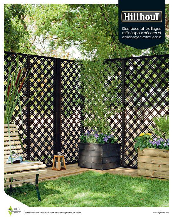 cool truffaut magazine n sepoct with treillage truffaut. Black Bedroom Furniture Sets. Home Design Ideas