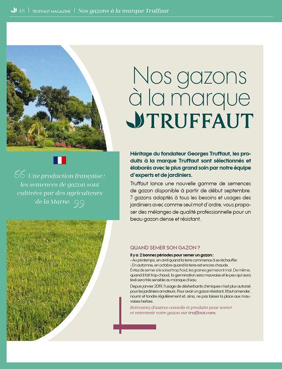 Truffaut Magazine N81 Sepoctnov 2019 Page 48 49