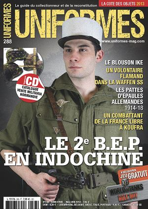 Uniformes n°288 mai/jun 2013