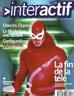 Univers Interactif n°3 jun/jui 1995