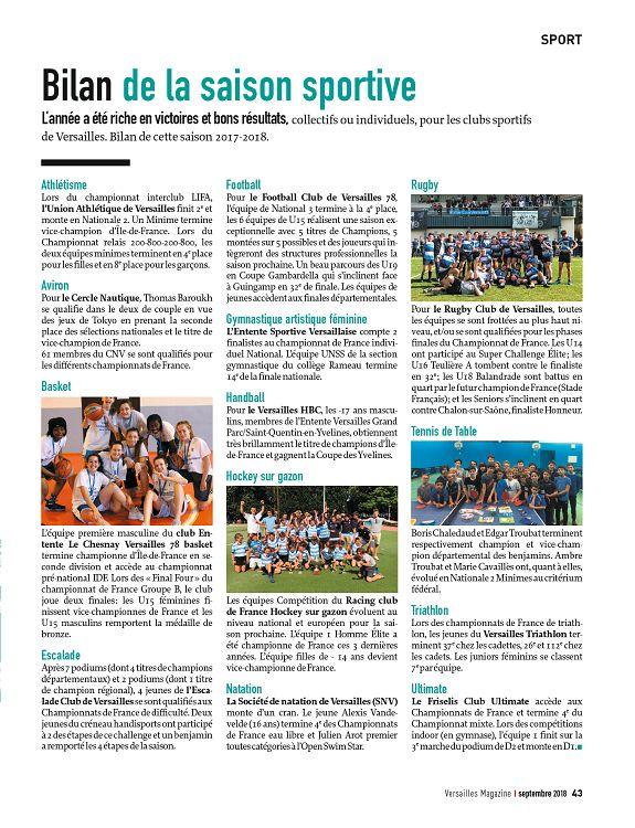 union magazine saint quentin en yvelines