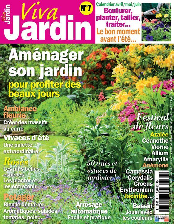 Viva Jardin n°7 avr/mai/jun 2016 - Page 2 - 3 - Viva Jardin n°7 avr ...