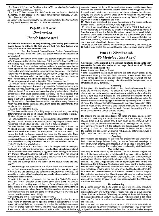 Voie Libre n°59 mar/avr 2010 - Page 66 - 67 - Voie Libre n°59 mar ...