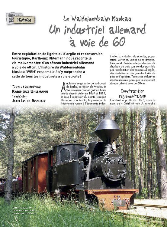 Voie Libre n°70 jui/aoû/sep 2012 - Page 74 - 75 - Voie Libre n°70 ...