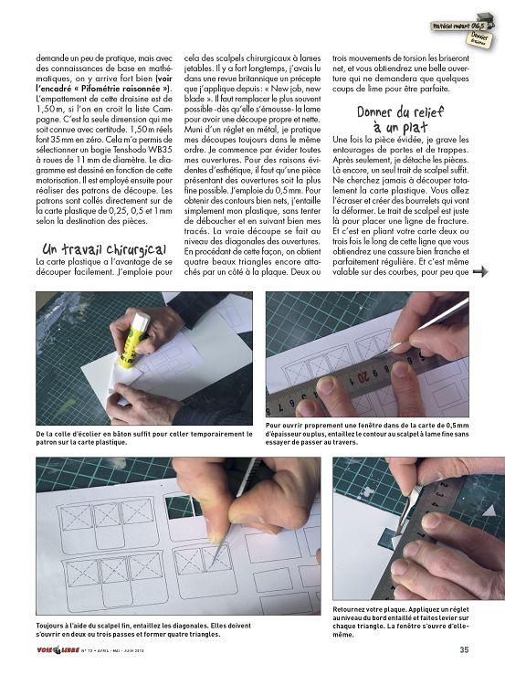 Voie Libre n°73 avr/mai/jun 2013 - Page 76 - 77 - Voie Libre n°73 ...