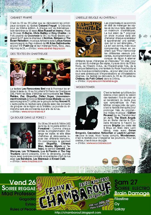 rencontres hip hop 2011