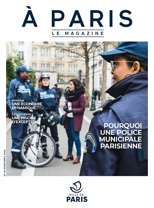 à Paris n°69 mar/avr/mai 2019
