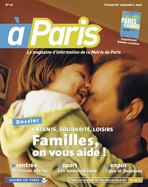 à Paris n°20 sep/oct/nov 2006