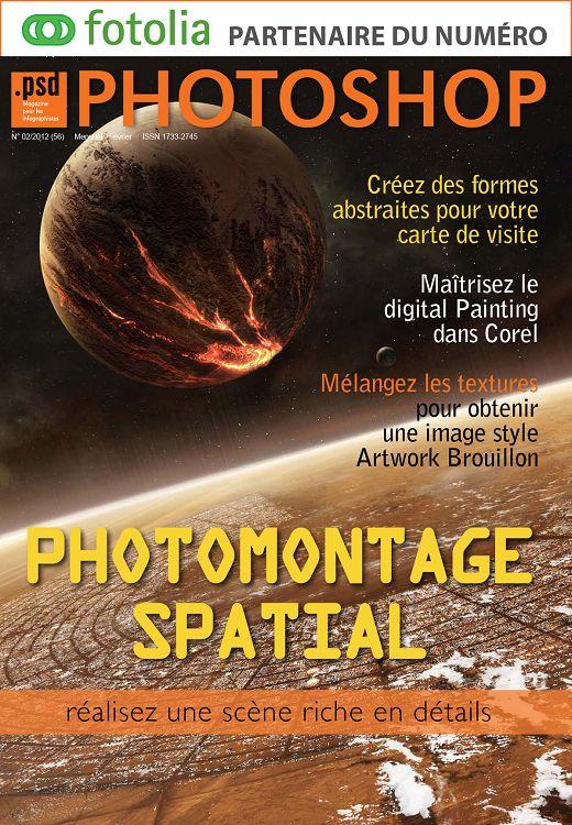 Psd Magazine N56 Fevrier 2012
