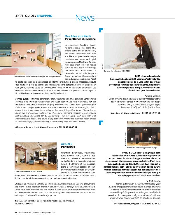 Page 96 Provence 2017 N°167 Avrmai Marseille Cote 97 xRF7qX7
