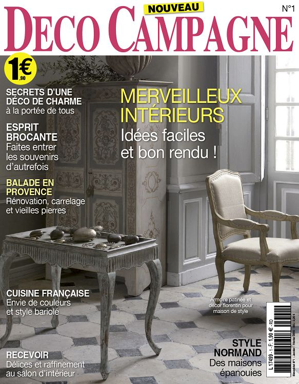 beautiful dco campagne n janfv with magazine deco maison gratuit