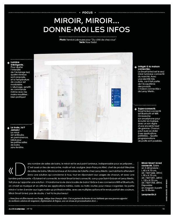 Du Côté De Chez Vous N72 Déc 16jan Fév 2017 Page 72 73