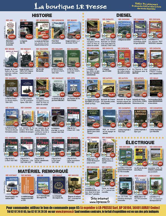 Ferrovissime N 22 Decembre 2009 Page 64 65 Ferrovissime N 22 Decembre 2009 Ferrovissime Entreprises Commerces Professionnelle Actualite 1001mags Magazines En Pdf A 1 Et Gratuits