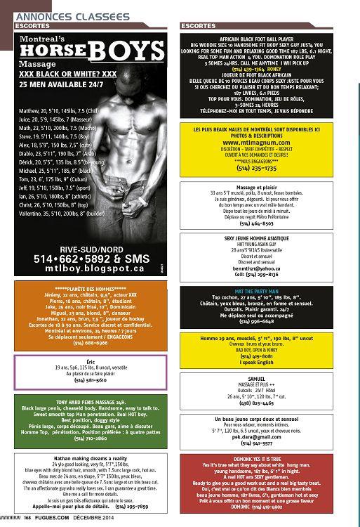 Le Plus Beau Garcon De 18 Ans Massage Gay Montréal