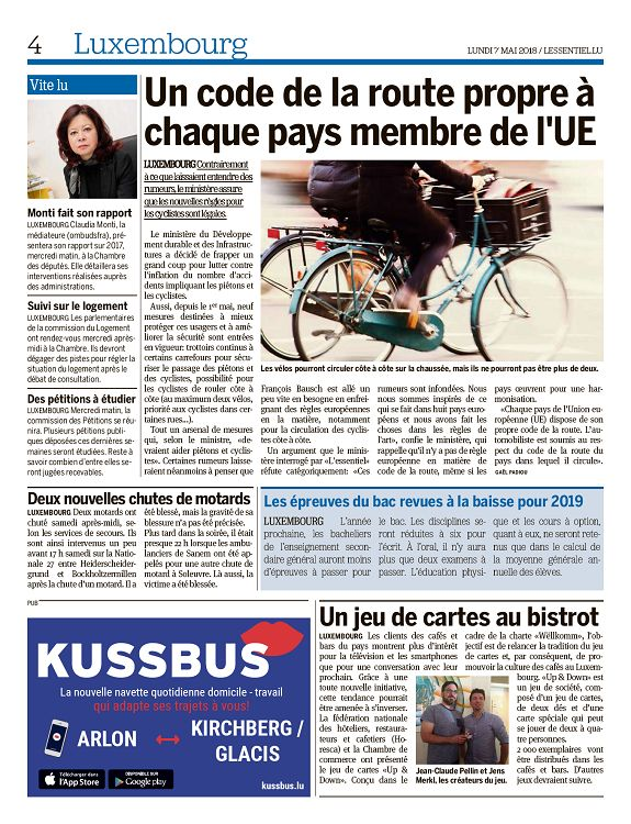 code travail luxembourg