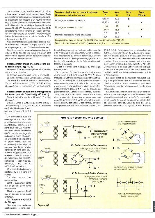 redressement double alternance pdf