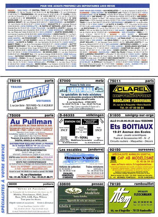 85 Loco Mai Page 2000 84 N°636 Revue A3L54jR