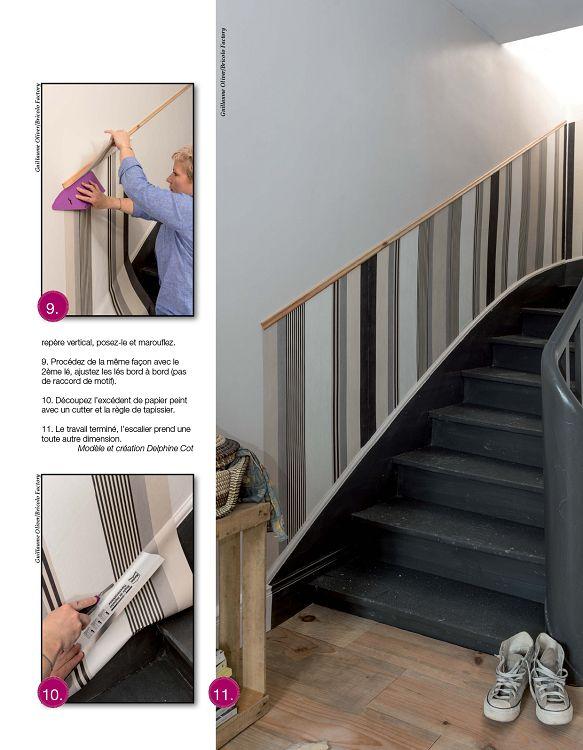 soubassement escalier