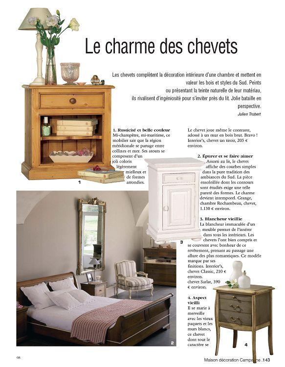 Maison Decoration Campagne N 3 Jan Fev Mar 2012 Page 142 143