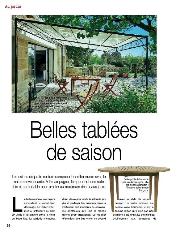 Maison Décoration Jardin & Travaux n°1 jun/jui 2015 - Page 96 - 97 ...