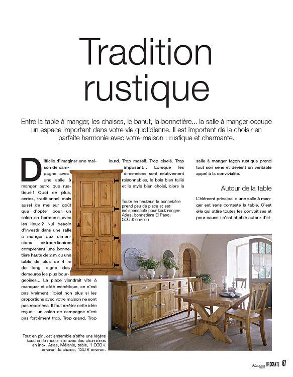 Maison Revue Brocante N 6 Mai Jun Jui 2011 Page 66 67 Maison