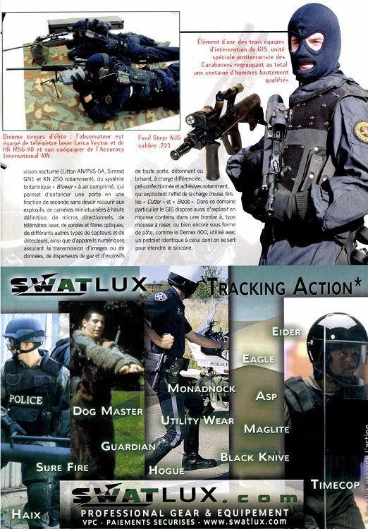Pro Sécurité n°12 janvier 2004 - Page 50 - 51 - Pro Sécurité n°12