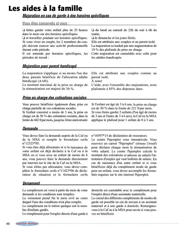 Question Pratique N 53 Oct Nov Dec 2015 Page 40 41 Question