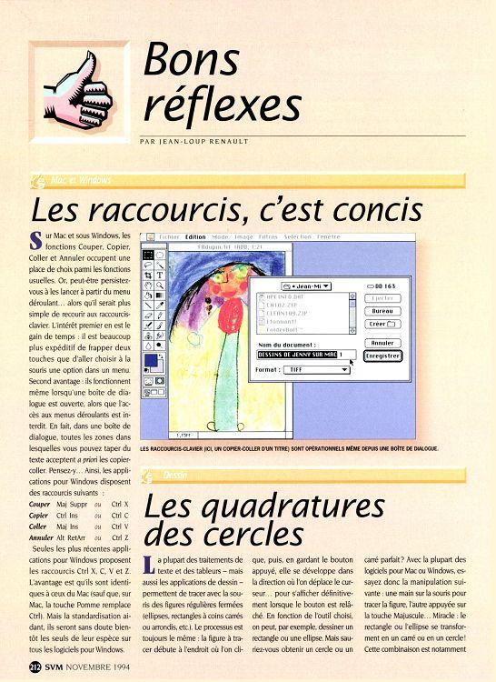 Svm N121 Novembre 1994 Page 250 251 Svm N121