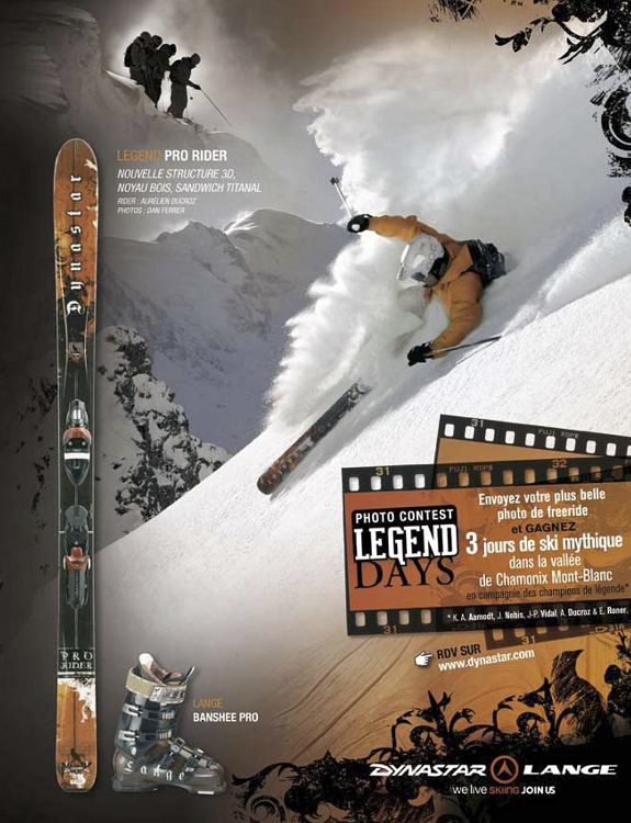 Ski Labo n°11 2009 Page 24 25 Ski Labo n°11 2009 Ski