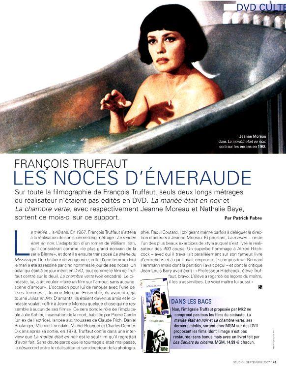 Best La Chambre Verte Truffaut Youtube Contemporary - House ...