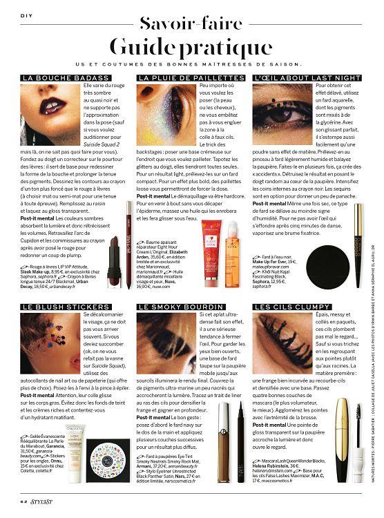 Stylist n°151 13 oct 2016 - Page 64 - 65 - Stylist n°151 13