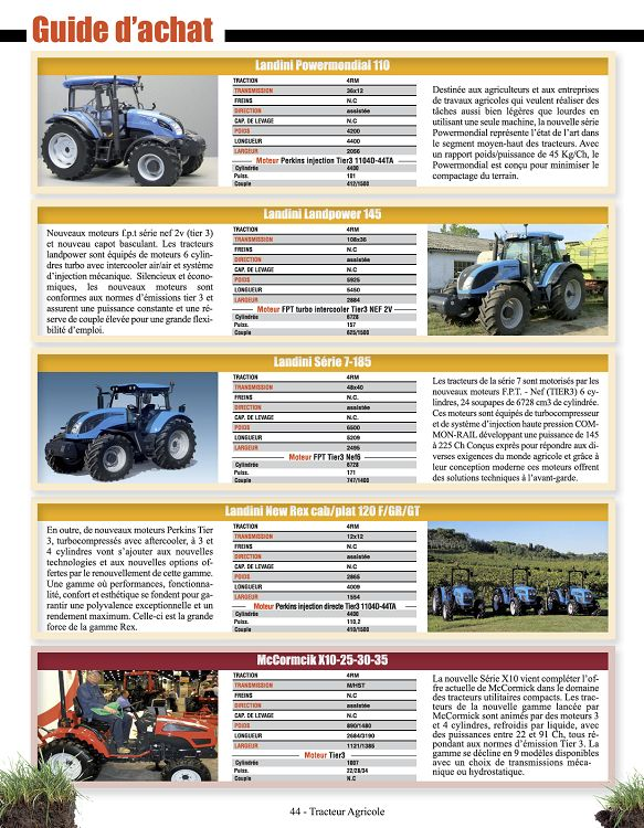 moteur fpt agricole