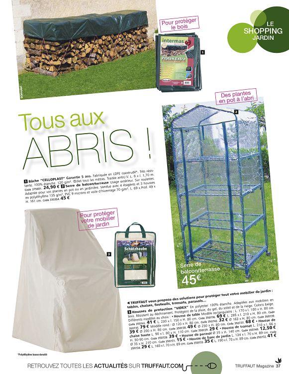 Truffaut Magazine n°51 sep/oct 2011 - Page 36 - 37 ...