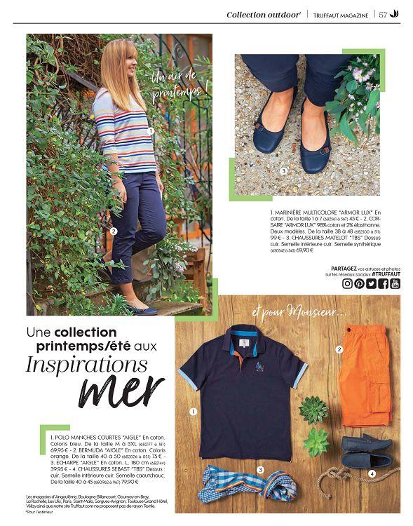 56 N°76 2018 Truffaut Magazine Page 57 Févmaravr qFnpH