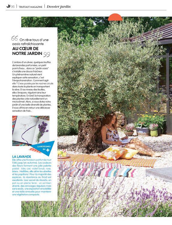 Truffaut Magazine n°80 jun/jui/aoû 2019 - Page 16 - 17 ...