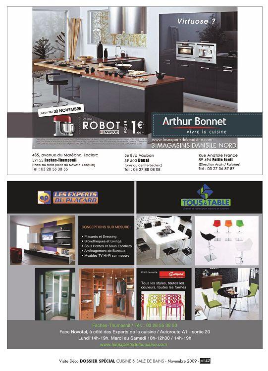 Visite Déco N59 Novembre 2009 Page 142 143 Visite