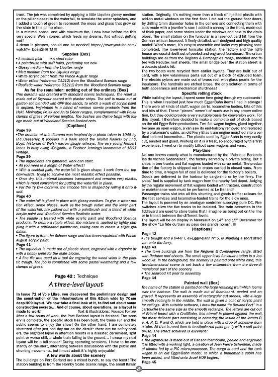 Voie Libre n°73 avr mai jun 2013 Page 80 80 80 81 Voie Libre n°73 4e72b9