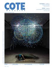 COTE For Paris Visitors n°63 sep/oct/nov 2018