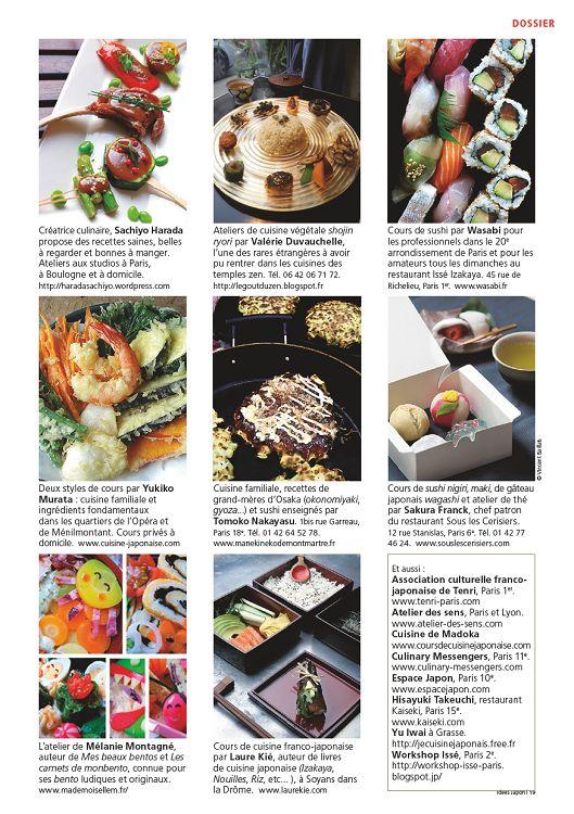 Idees Japon N 12 Mar A Aou 2014 Page 18 19 Idees Japon N 12