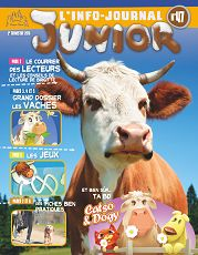 L'Info-Journal Junior n°47 avr/mai/jun 2016