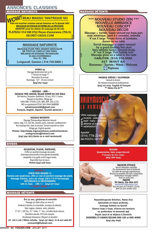 Sensuel jerome massage st massage sensual